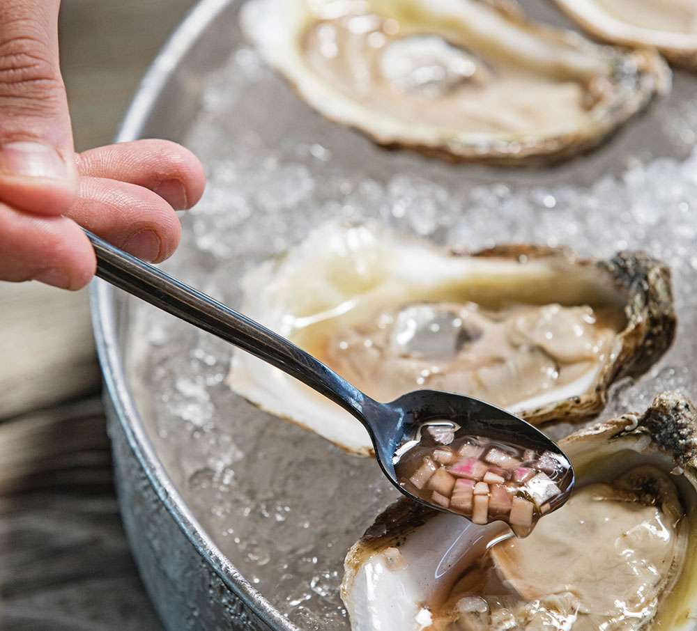 McCormick For Chefs Oyster Recipe
